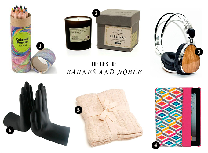 Best of: Barnes and Noble | Rue