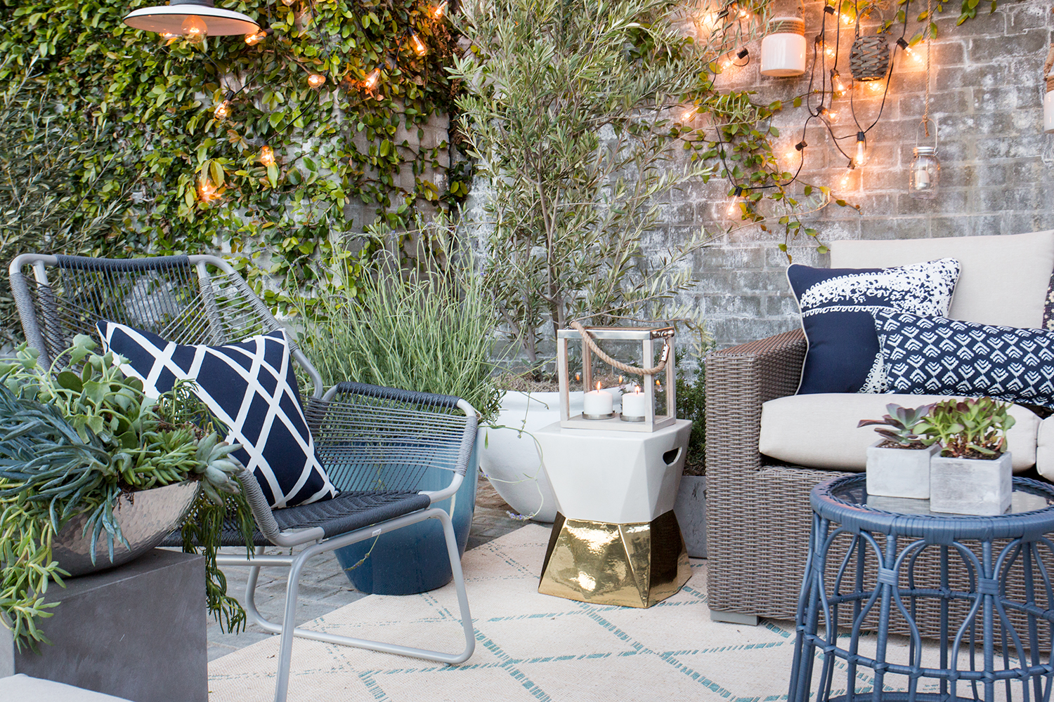& Emily Henderson Brings Indoor Living Outside with Target | Rue