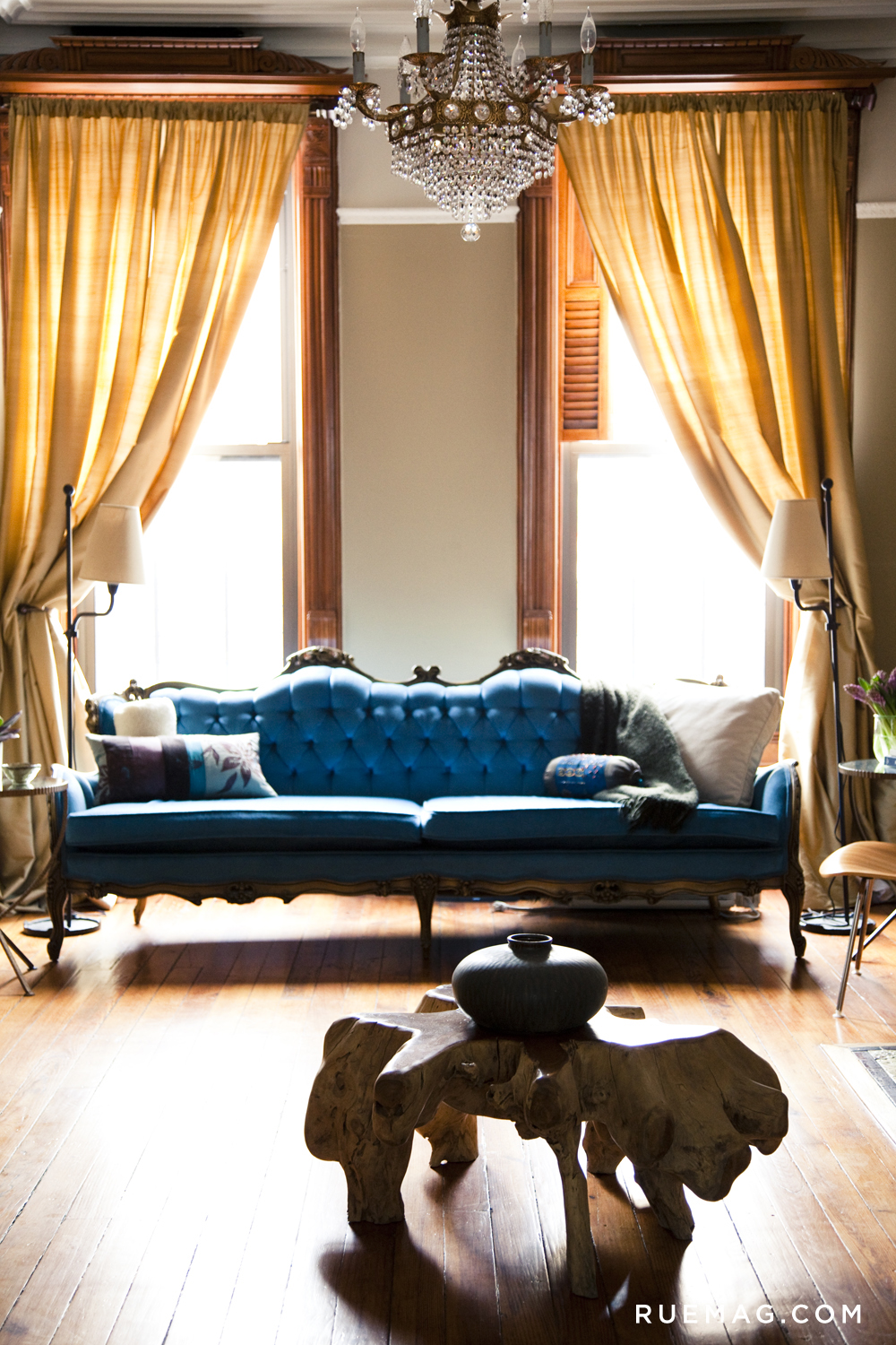 Identifying 12 of the most popular interior design styles rue for Most successful interior designers