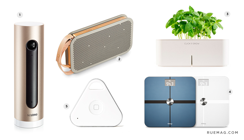 Our Top 5 Tech Picks For Your Home Rue