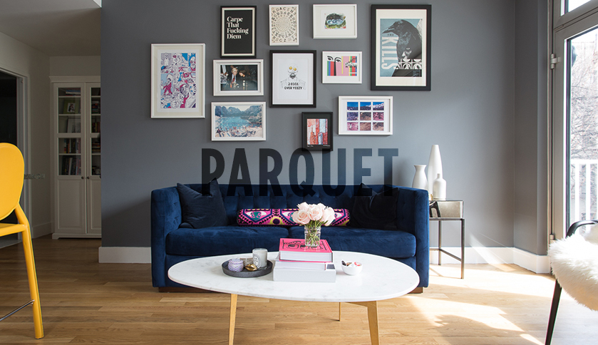Parquet Yes Another French Word That Comes From The Parchet A Small Enclosed Area Its One Of Three Types Hard Wood Flooring