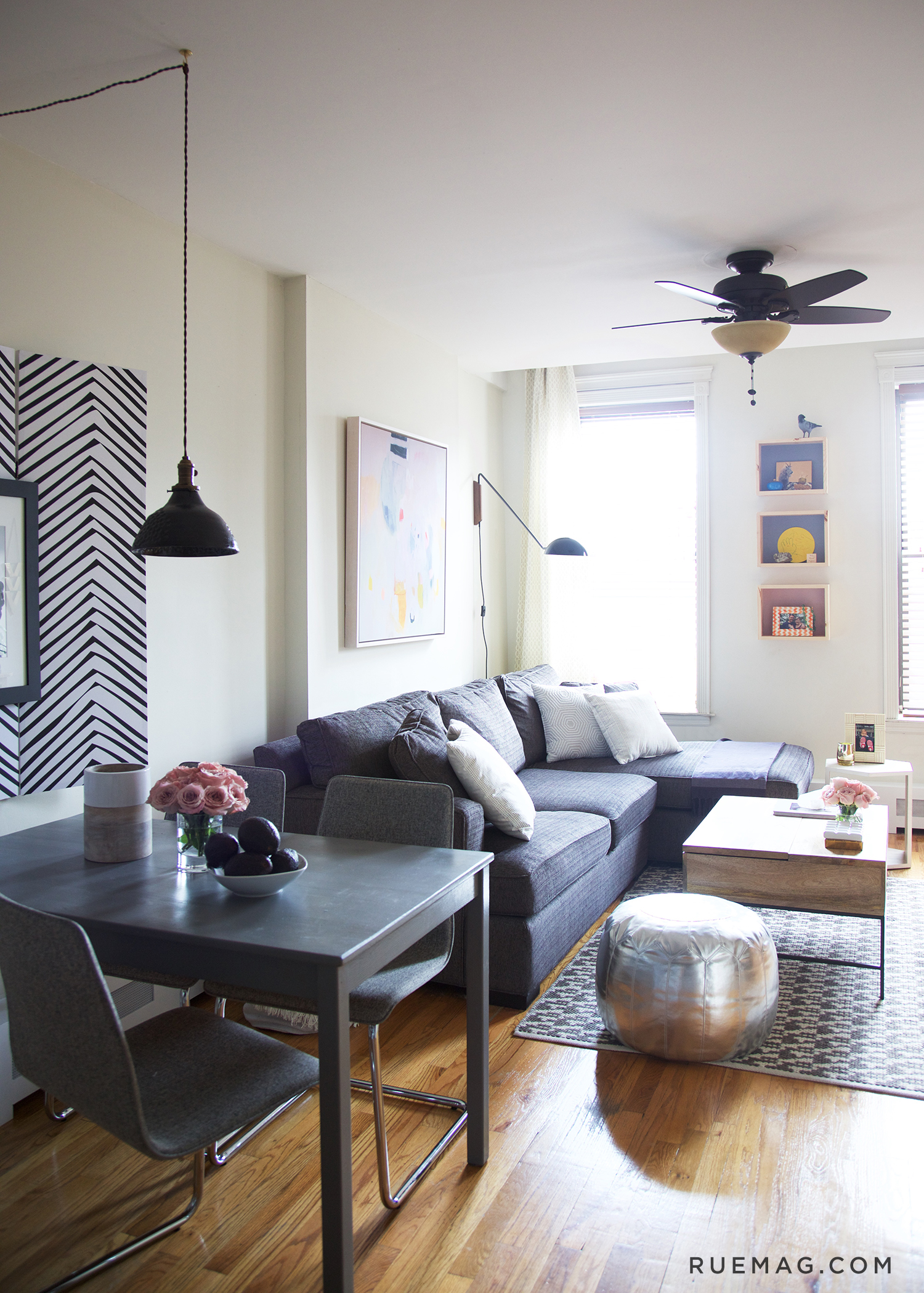 nate berkus living room 5 things we learned from this small space makeover by nate 13435