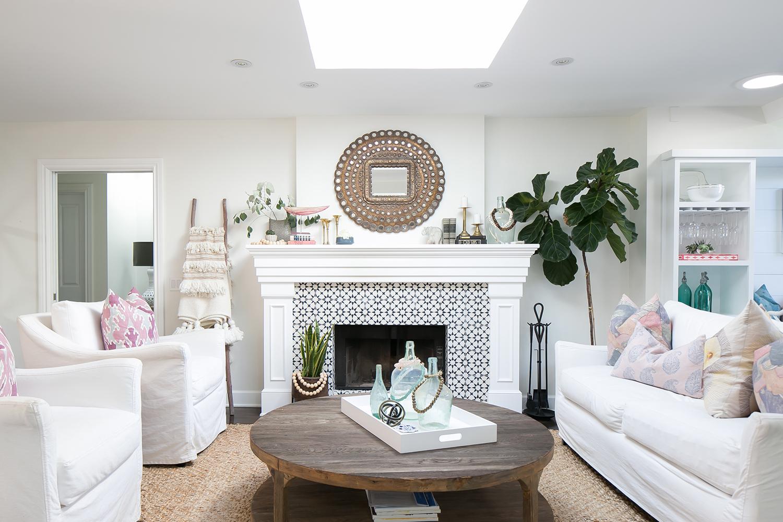 A Fresh Start in a Newport Beach Cottage   Rue