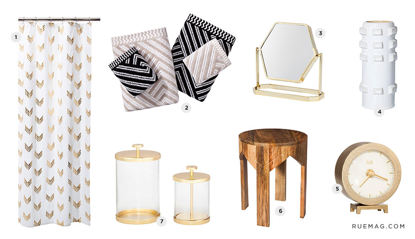Nate BerkusApproved Product For A Stylish Bathroom Rue - Nate berkus bathroom
