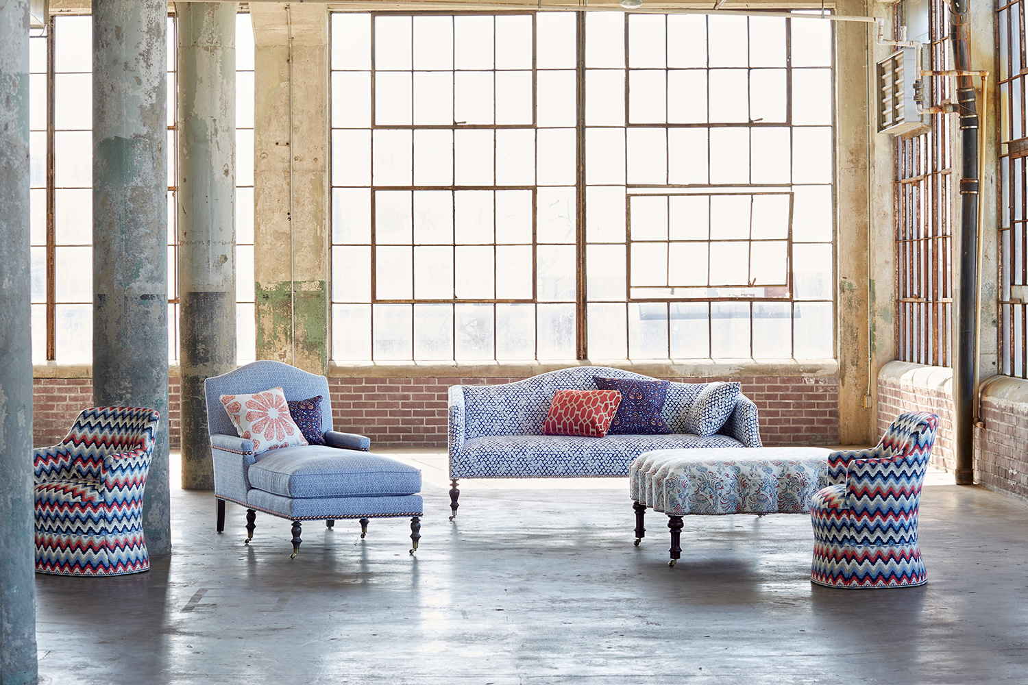 John Robshaw S Furniture Collection For Duralee To Debut At High