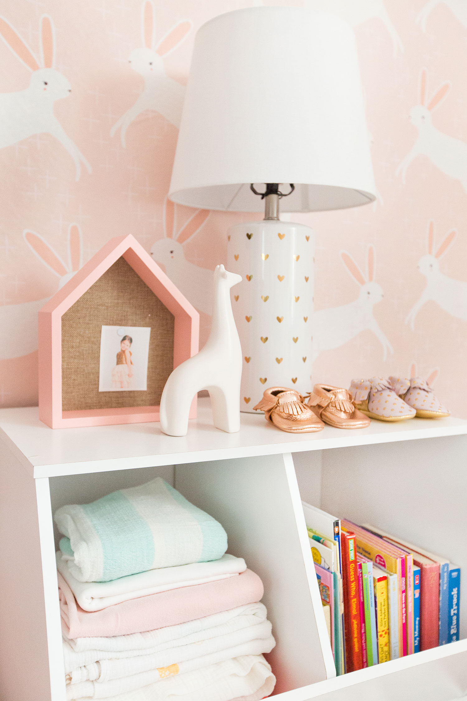 A Feminine And Fun Nursery By Emily Henderson And Target Rue