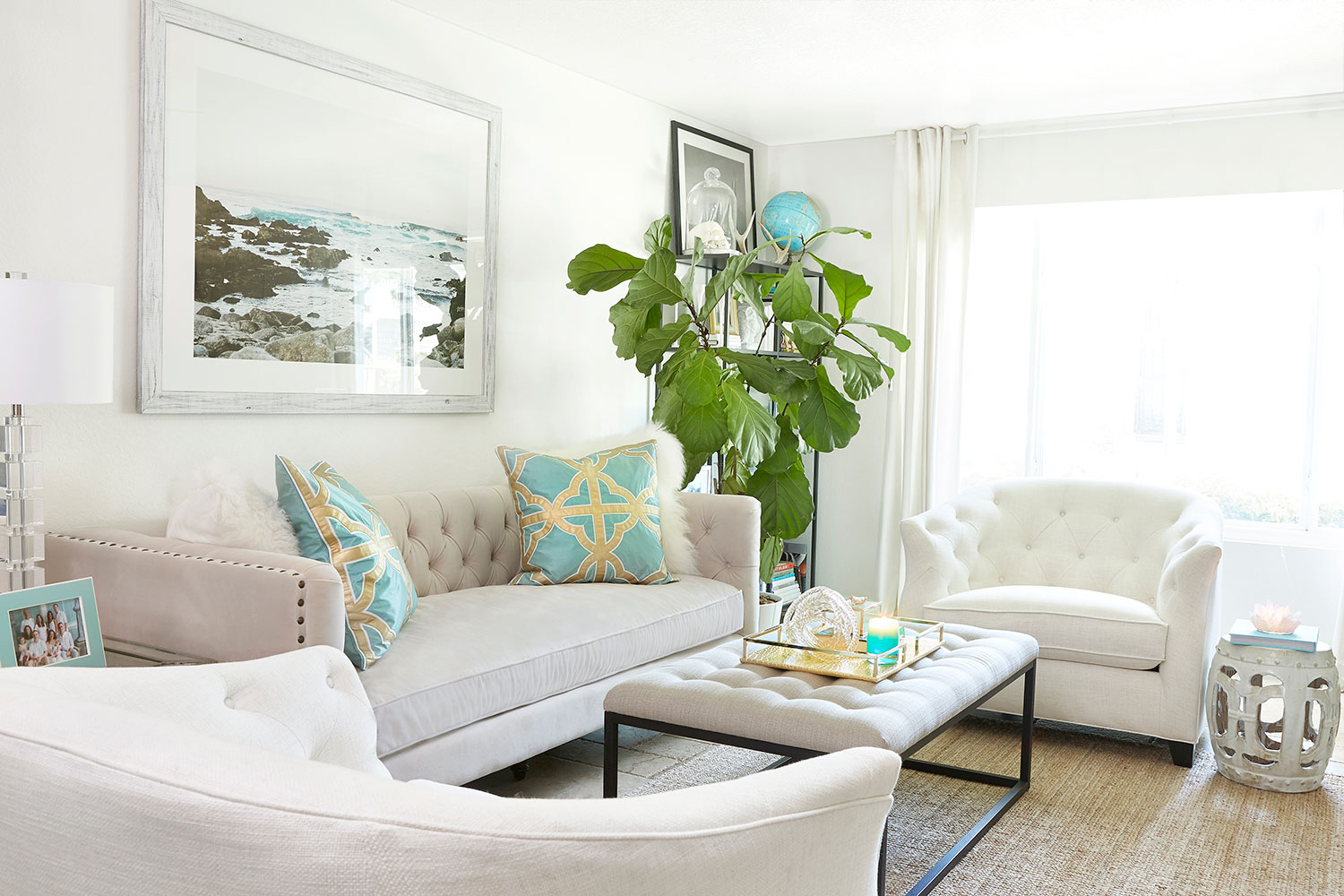A Luxe Transformation for Less With Z Gallerie | Rue