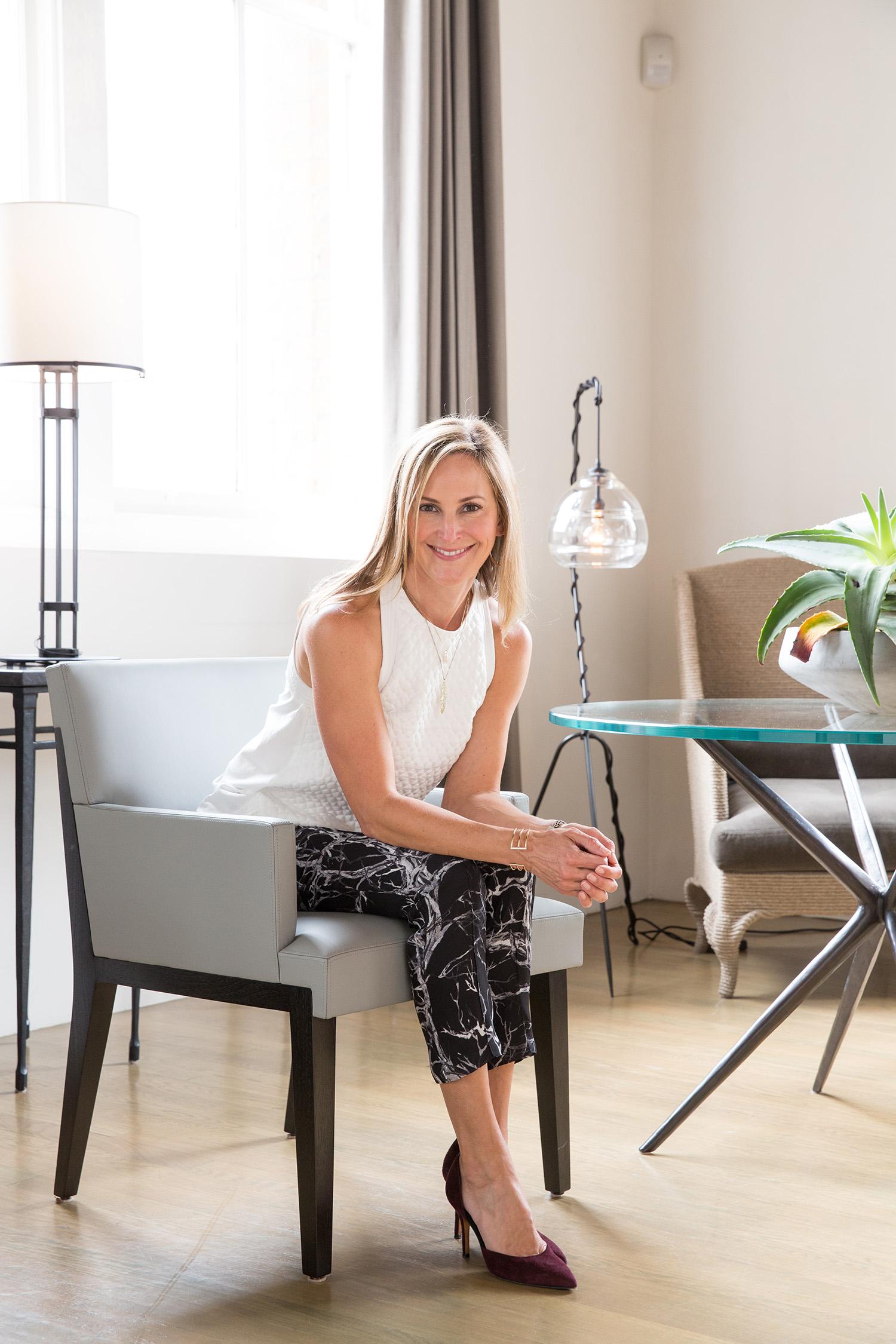 96b11d6566aca 5 Minutes With Interior Designer Julie Rootes | Rue