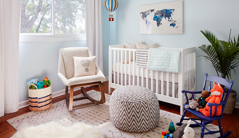 Home Tours November 23 2016Oh The Places Youll Go NurseryHow Do You Convey To Your Just Born Little One All Wonder That Is In World