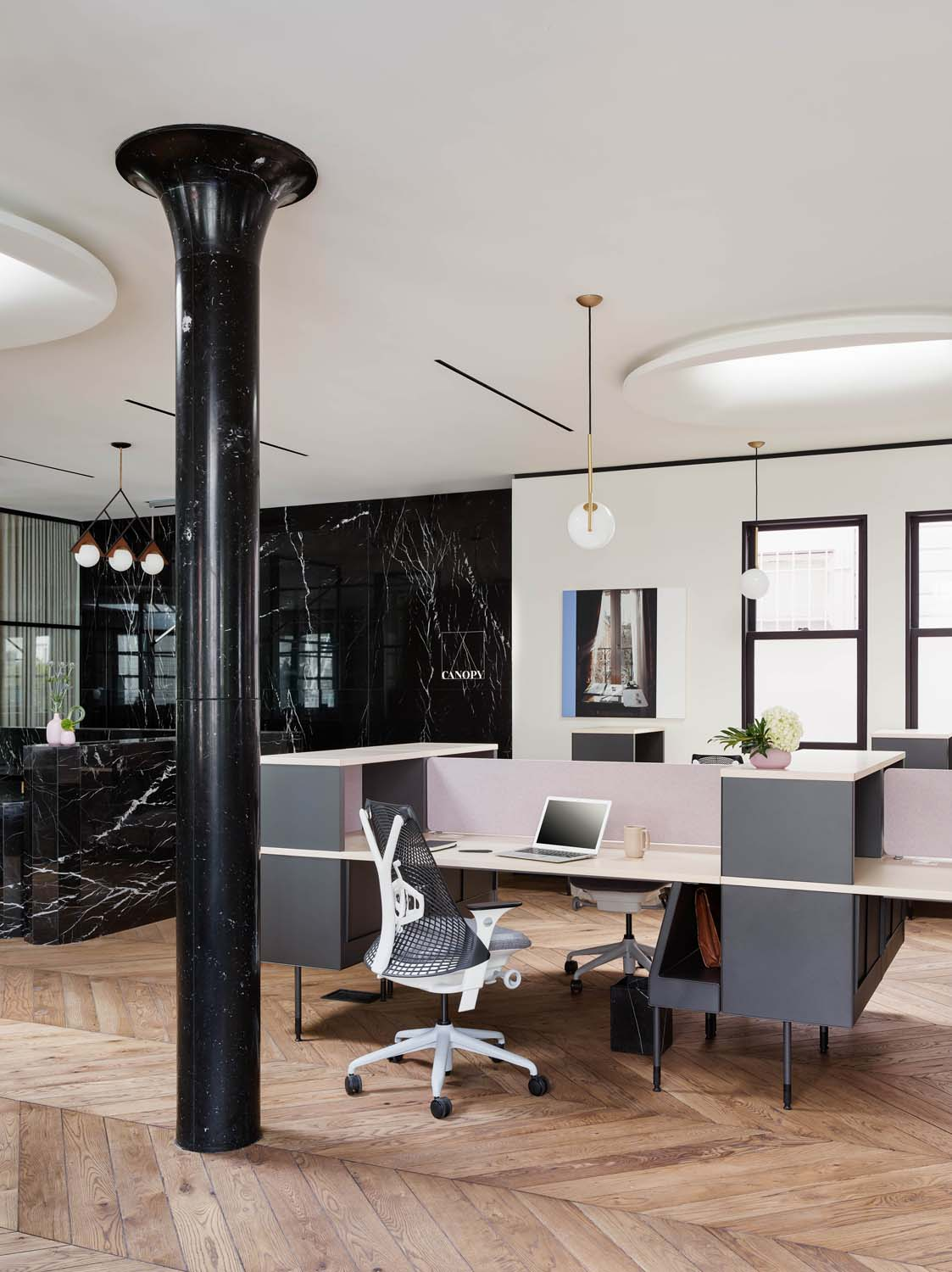 canopy, a designer's co-working space | rue