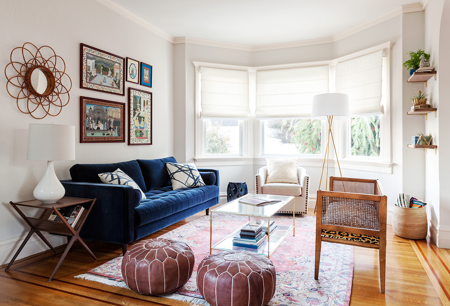 An International Exploration At Home In San Francisco Rue
