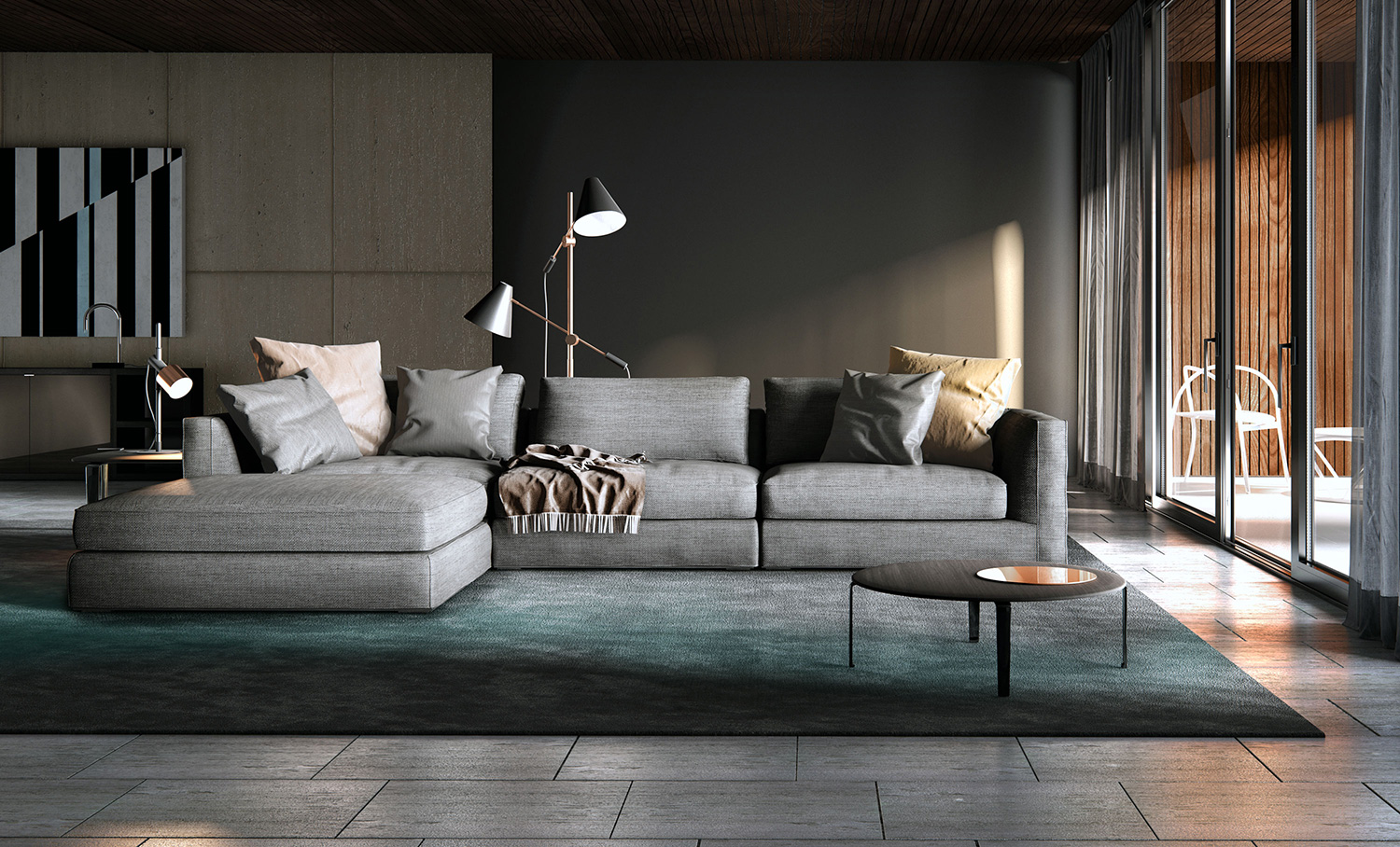 5 reasons why you need sandro in your home now rue for Home articles furniture