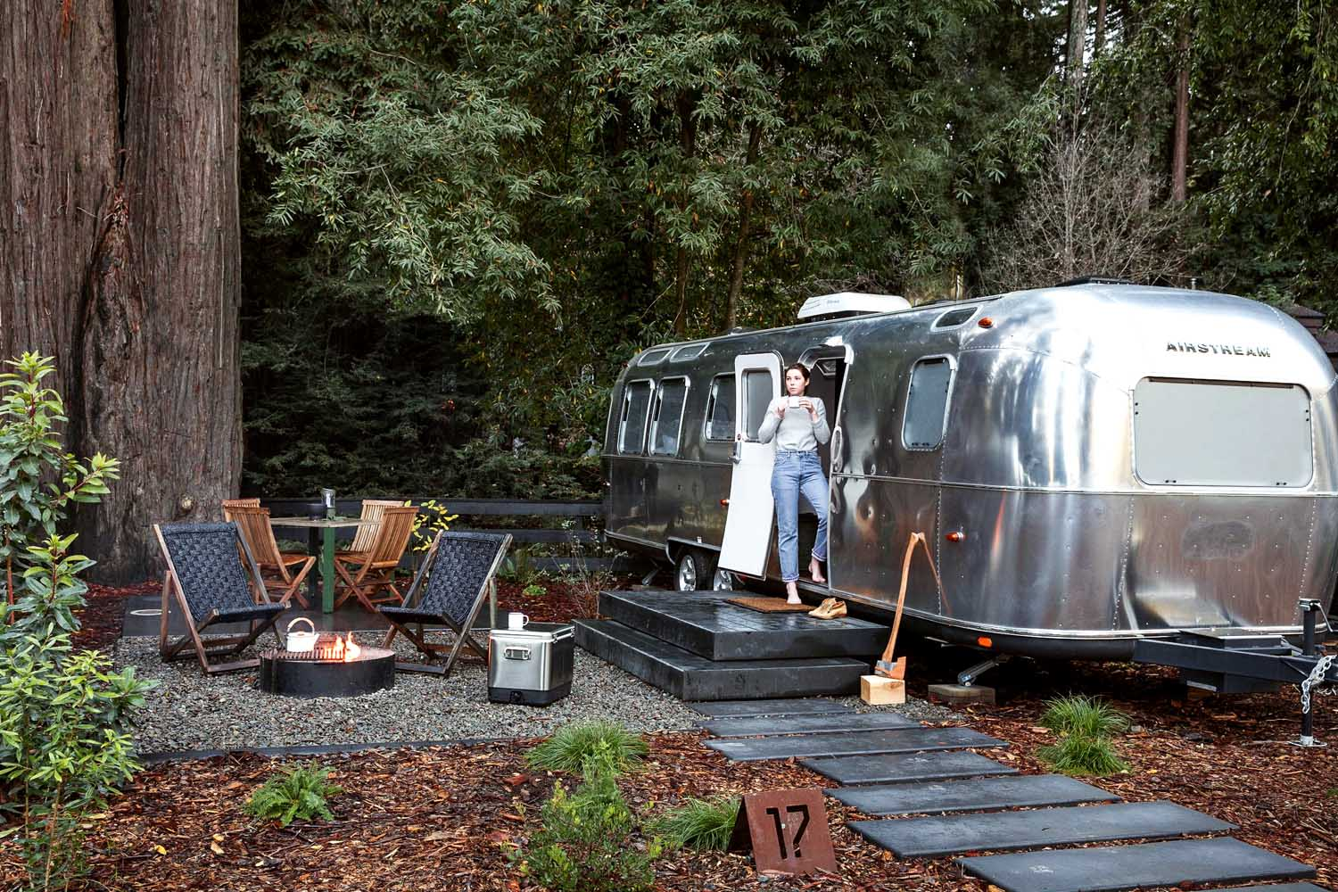 Autocamp A New Travel Experience In Northern California Rue