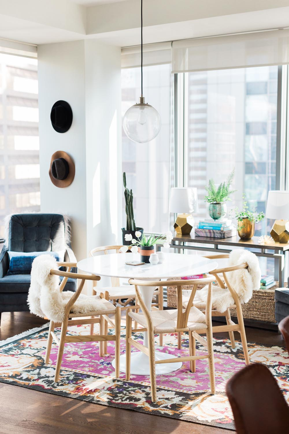 High-Rise Dining Room Tables