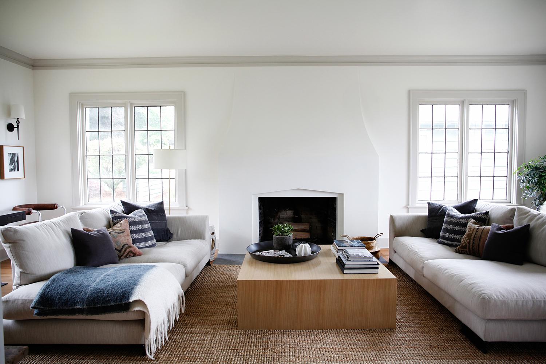 Get the Look Lisa Statons Serene Living Room Rue
