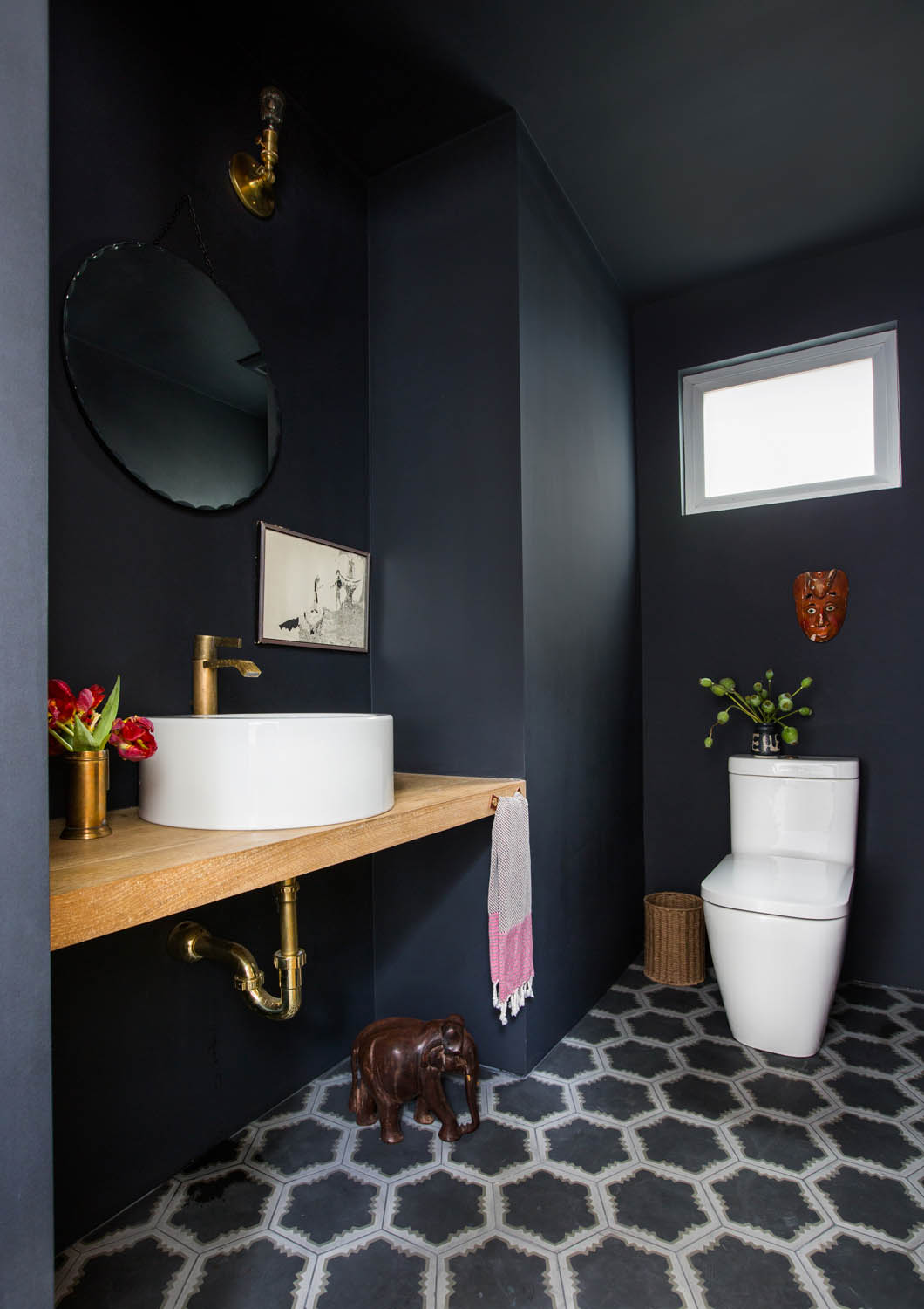 Pick A Bold And Moody Dark Paint With Portola Rue