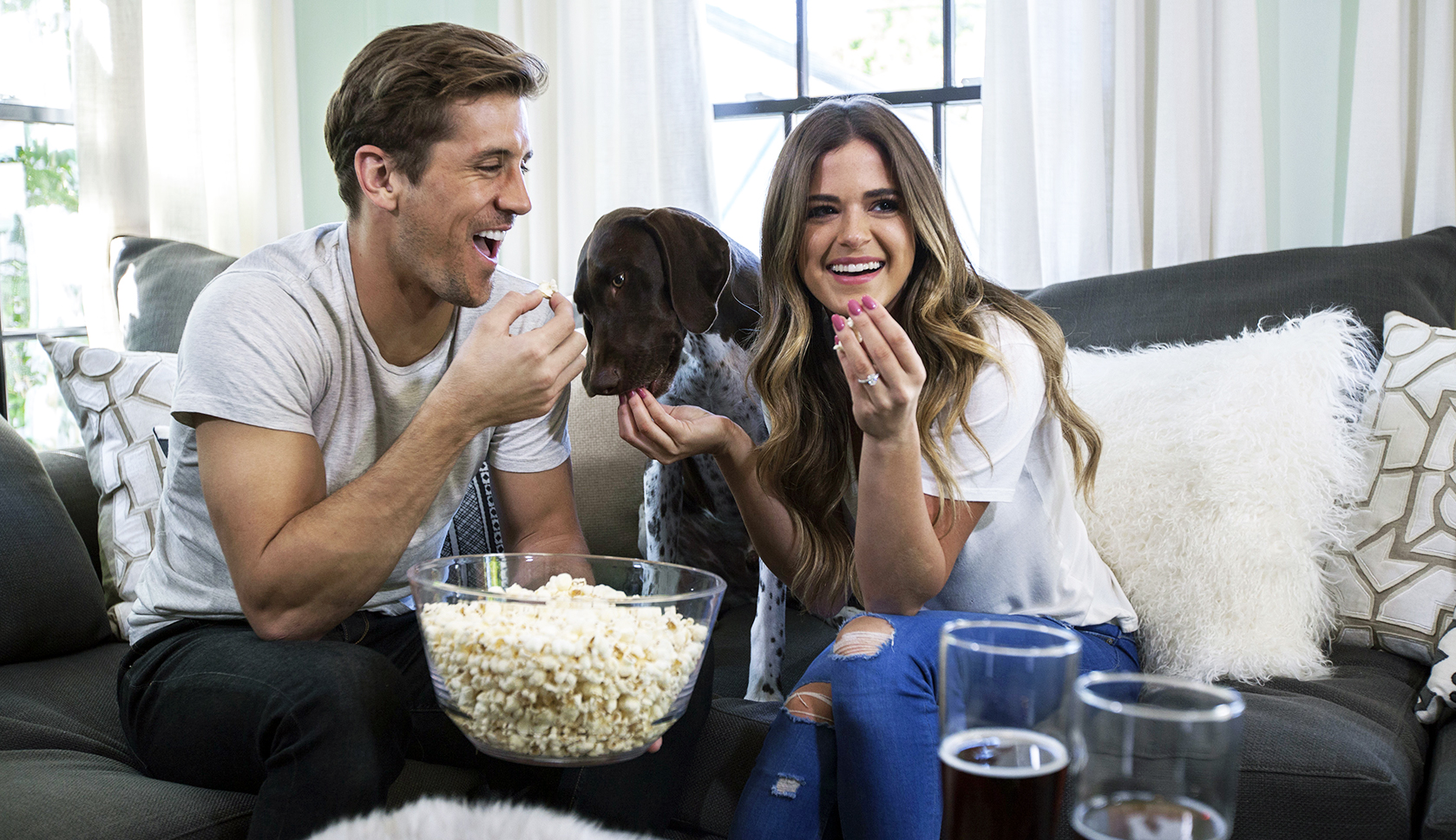 In Honor Of The Bachelorette At Home With Jojo Fletcher
