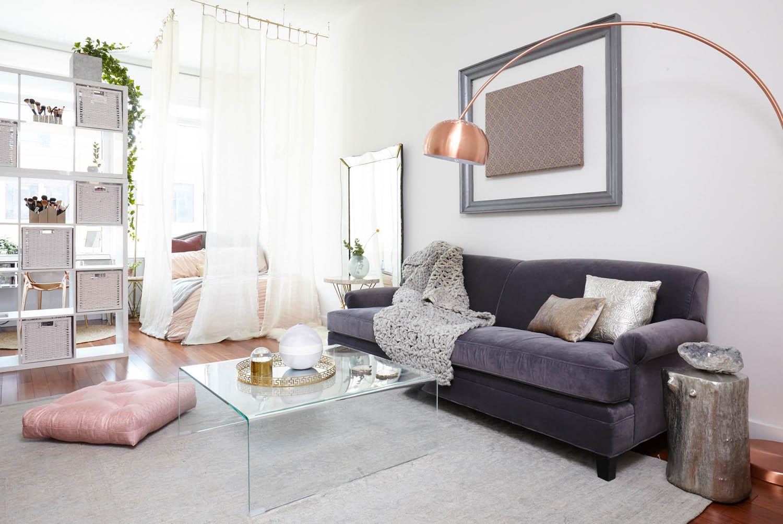 Maximizing A Small Space Homepolish Transforms Deepica Mutyala S Nyc Studio Rue