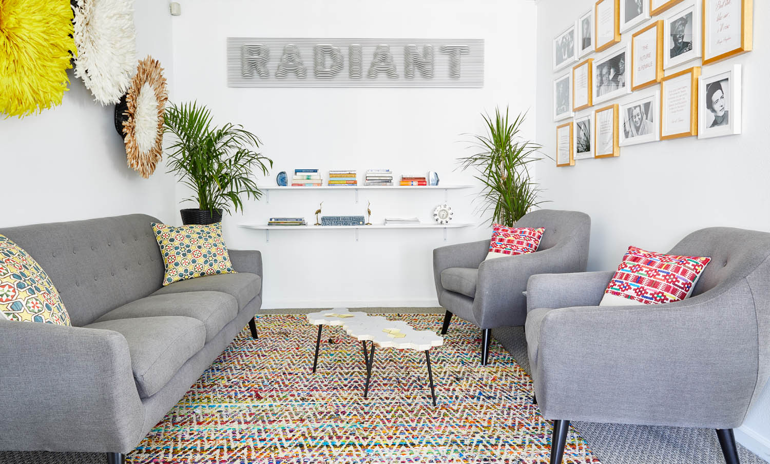 Radiant Workspaces Co Working In San Francisco