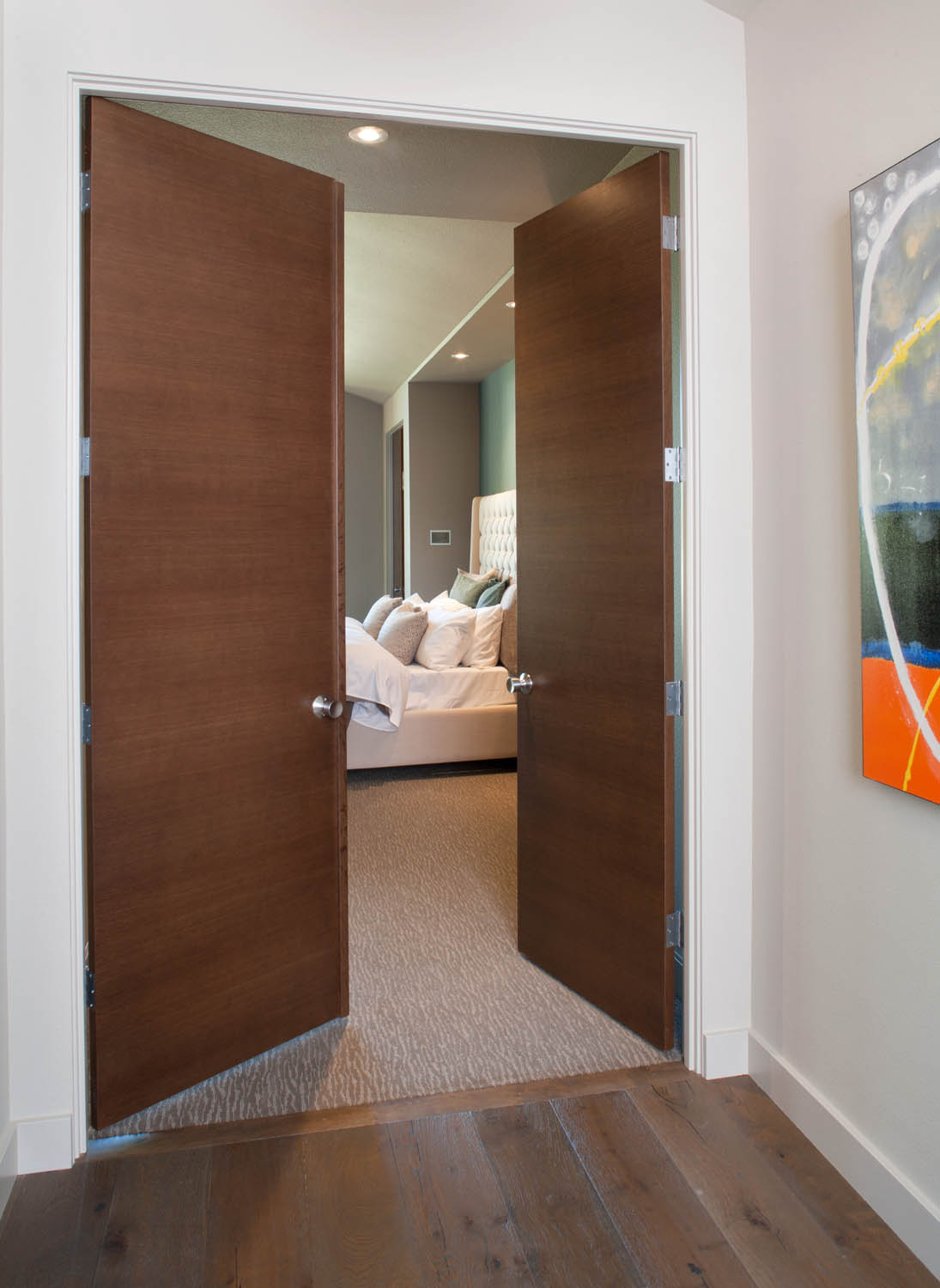 How To Style Your Interior Door With Metrie Rue