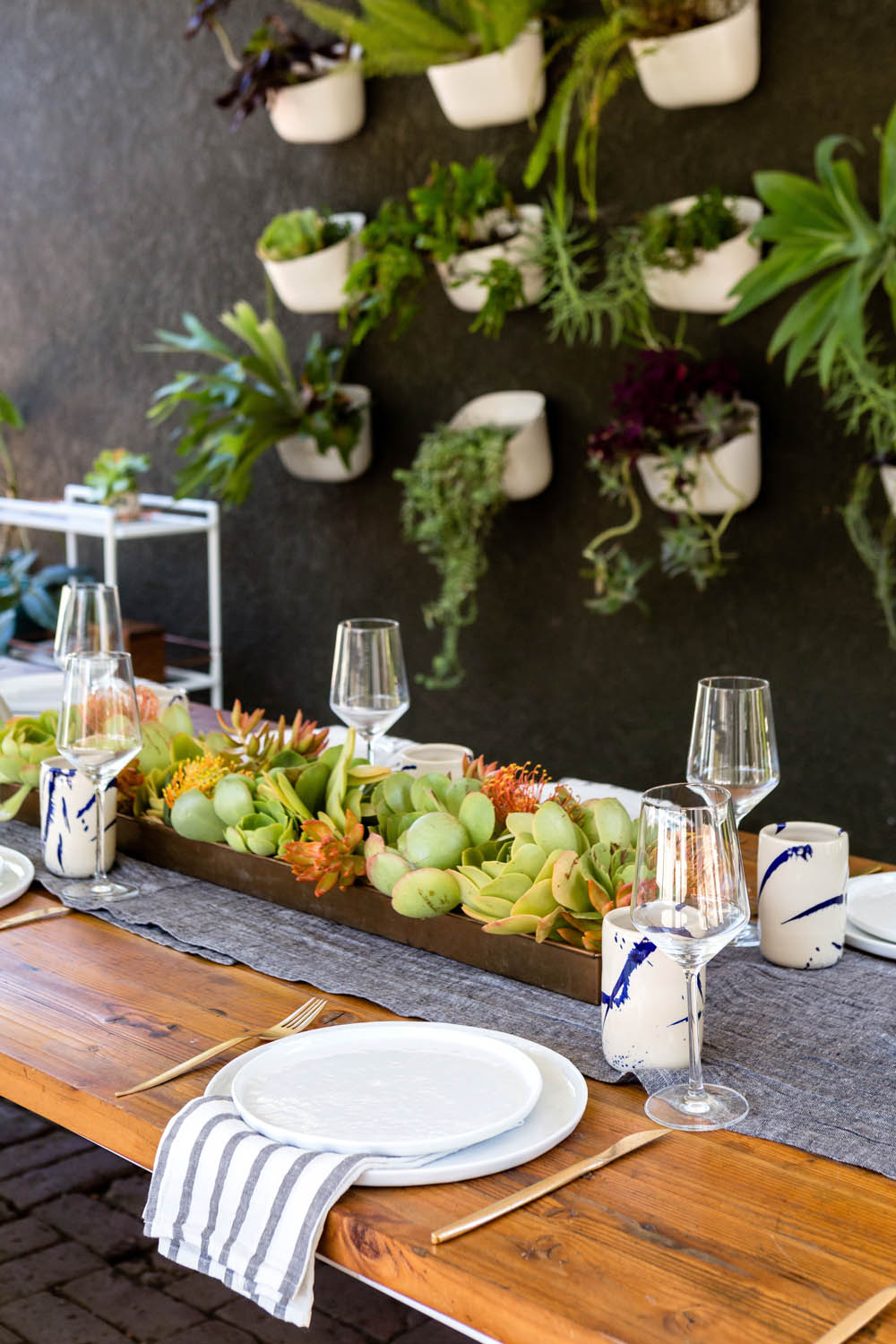 A Gorgeous Backyard Bash At The Earlresidence Rue