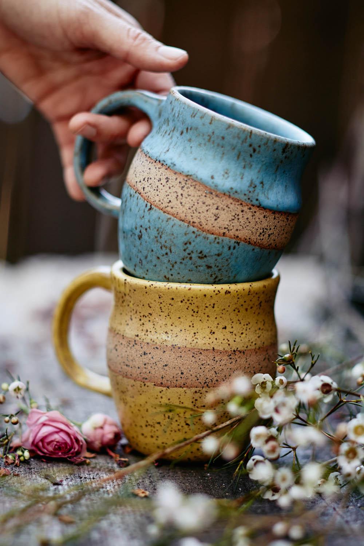 Ceramics Inspired By Nature Rue