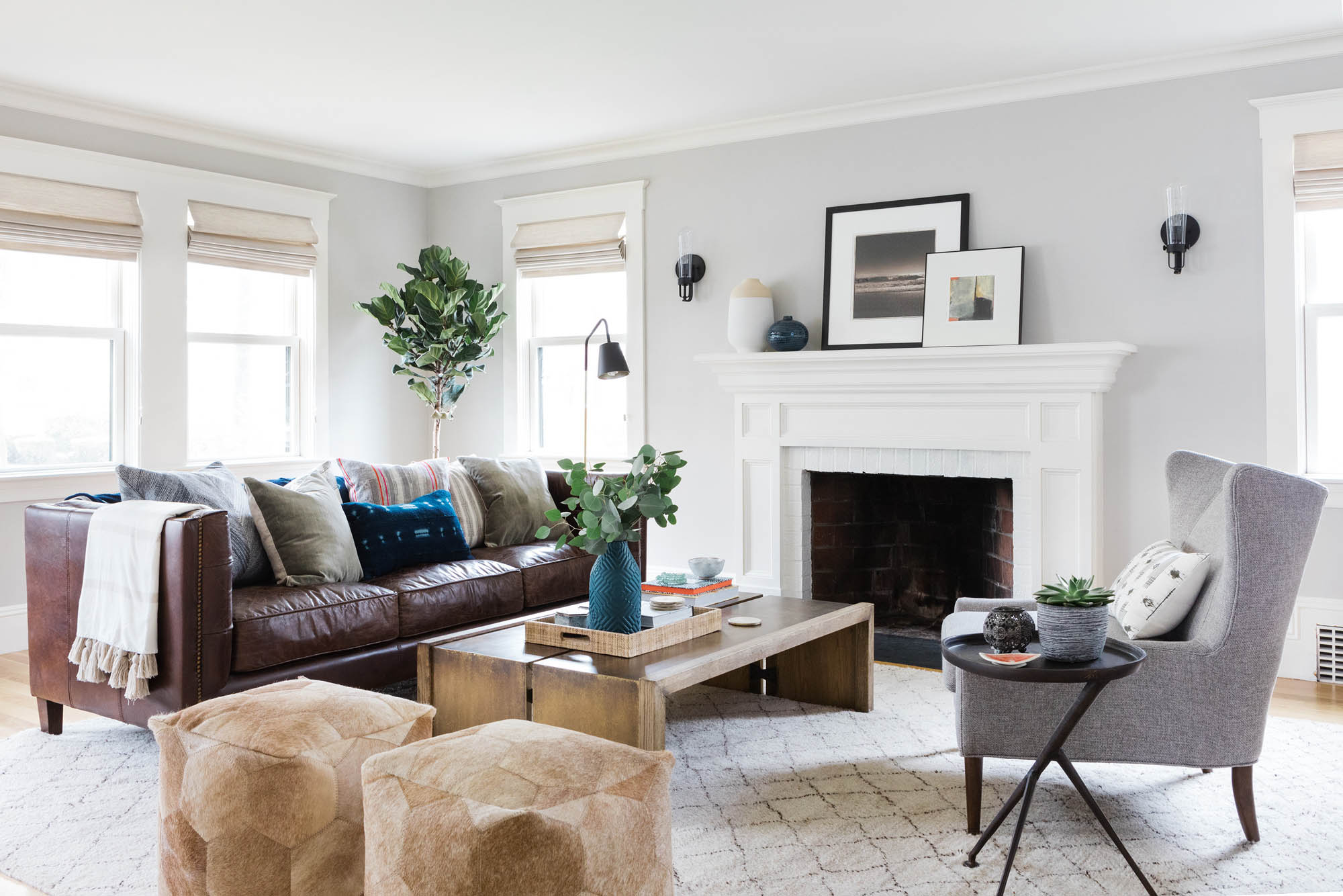 A High Style Family Friendly Design Project in New