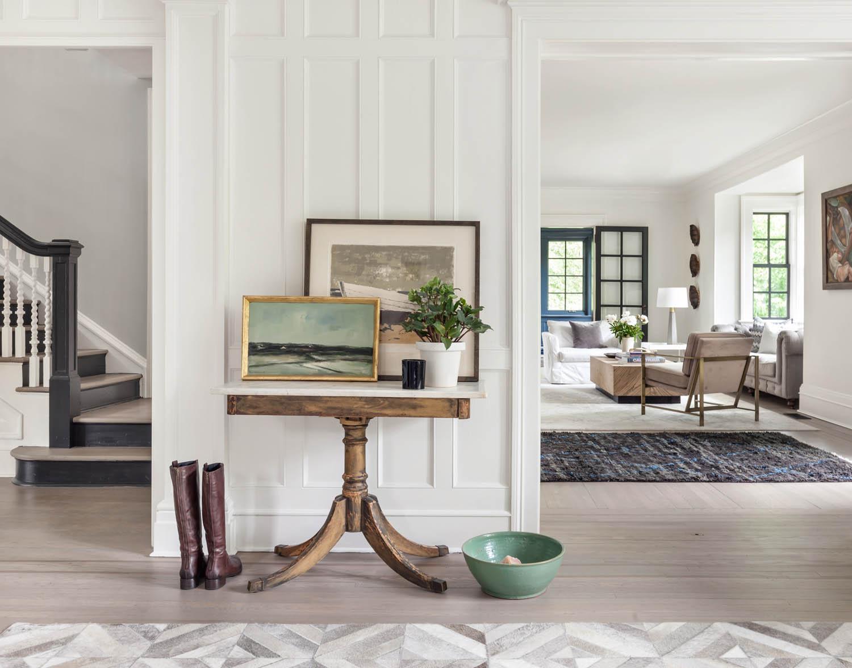 A Designer at Home: Birgitte Pearce\'s Dutch Colonial | Rue