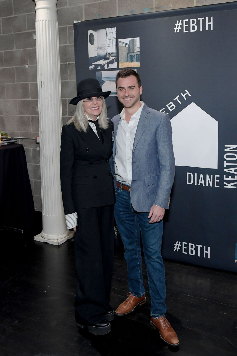 7a4bf22cb7b An Evening with Diane Keaton and EBTH