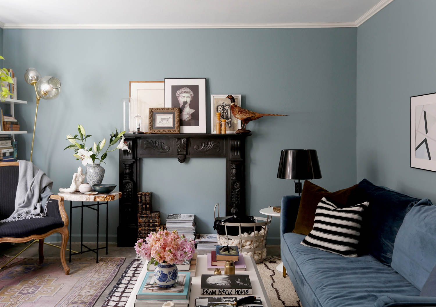 the bay area home of one of california s top interior stylists rue