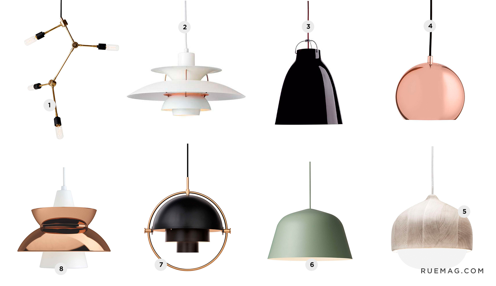 Home is my castle. Lighting trends this year