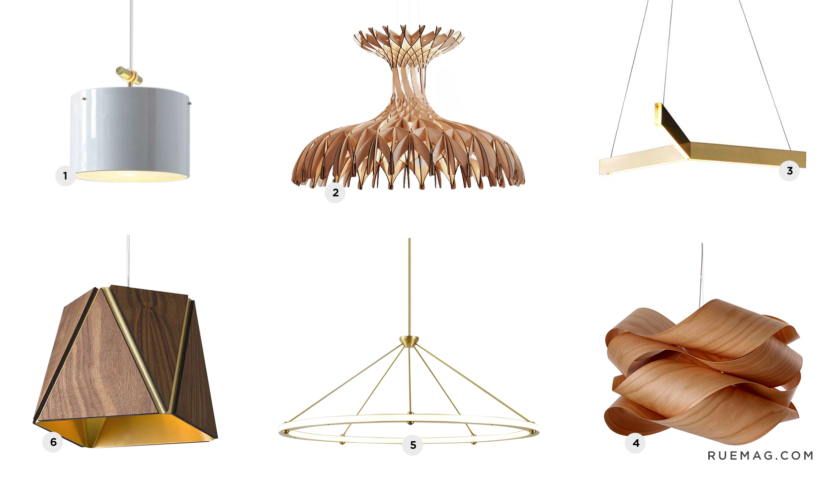 Lighting Trends our Editors Love for 2018 | Rue