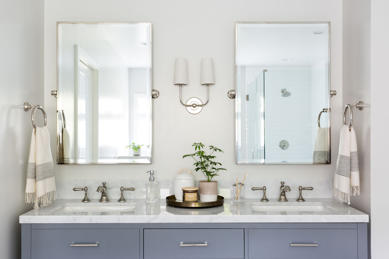 A Spa-Like Bathroom Makeover in Mar Vista | Rue