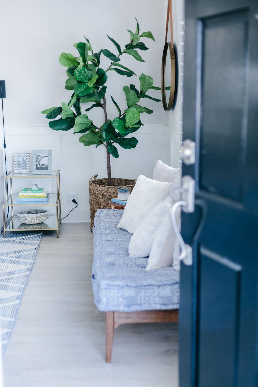 Cape Cod Meets Southern California Beach House Rue