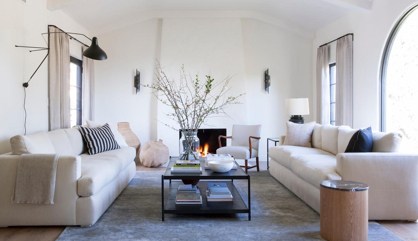 Room Break Down: A Mediterranean Modern Home in California | Rue