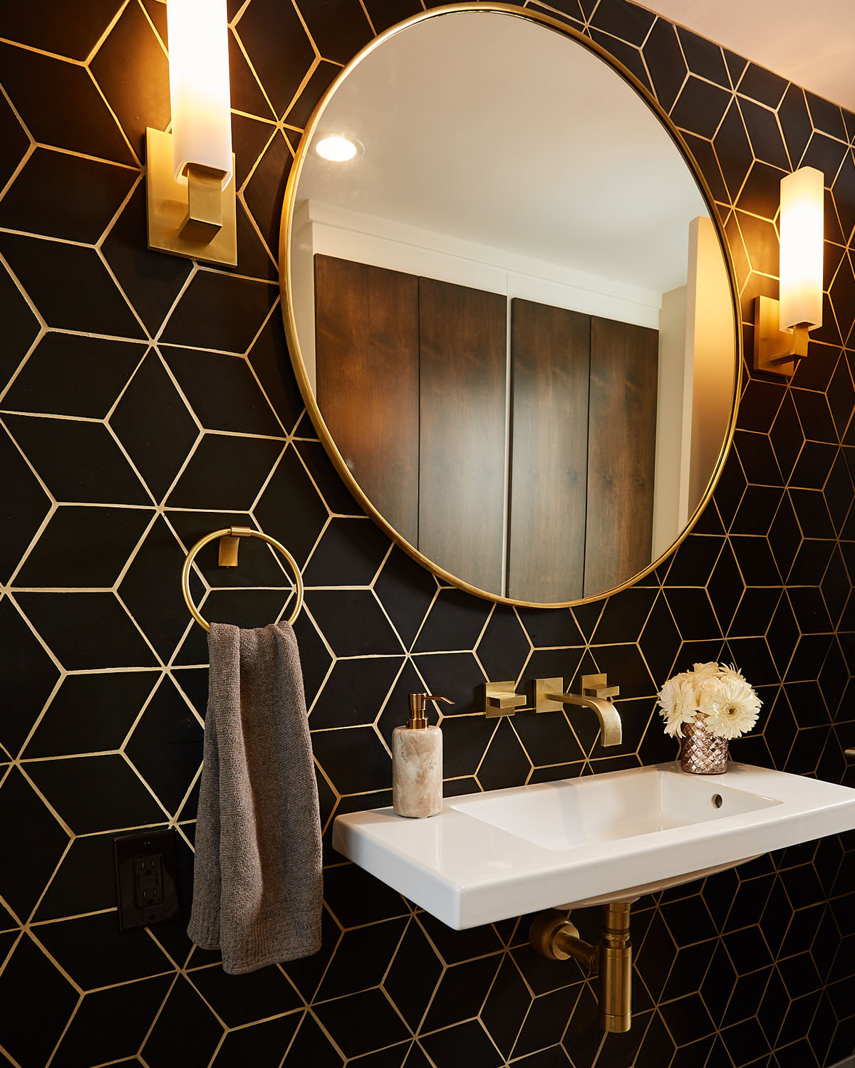 Three Bold Tile Choices for a Family Home | Rue