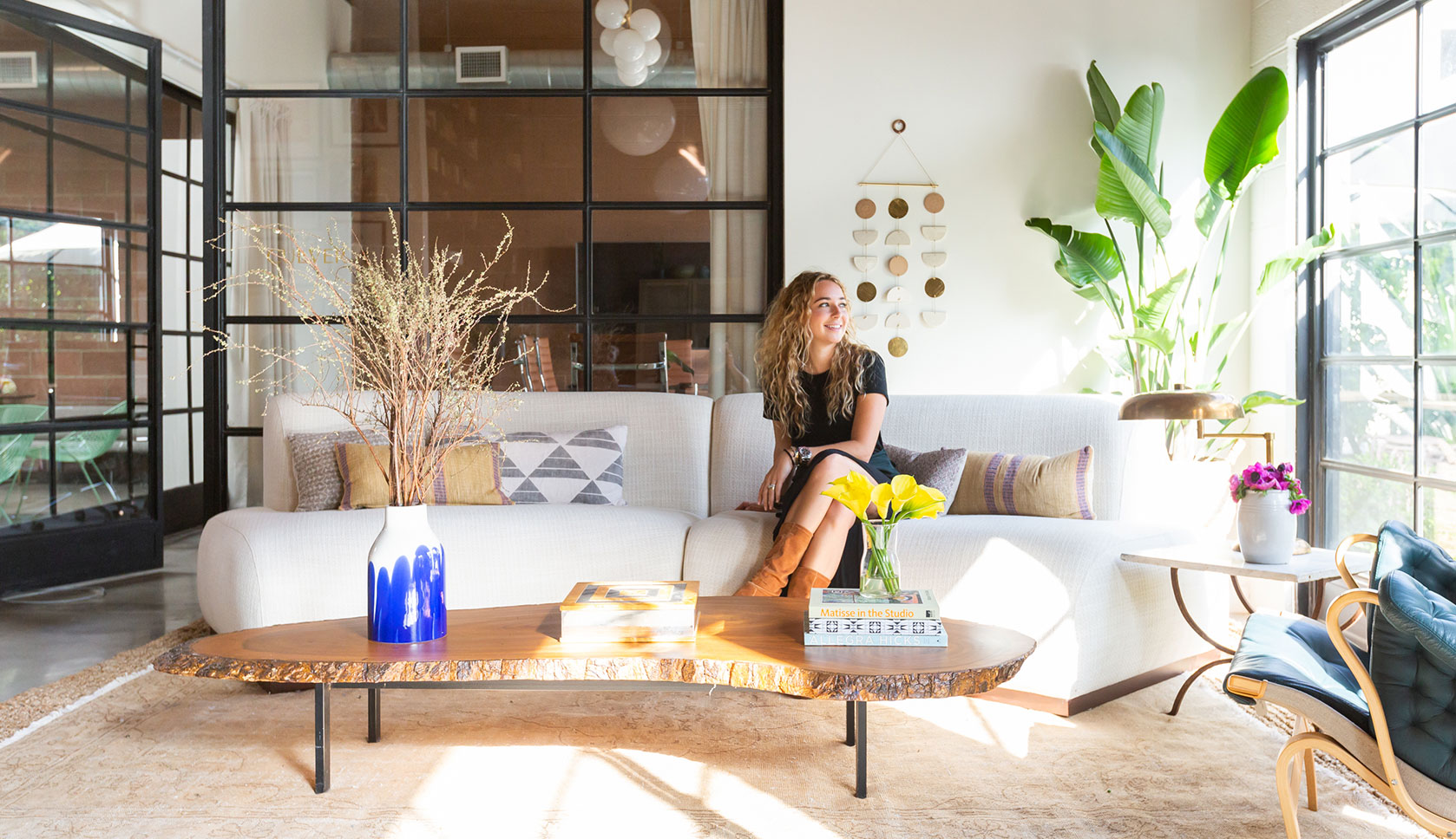 images of an office warehouse home tours may 23 2018 an office worthy of an interior design startup rue