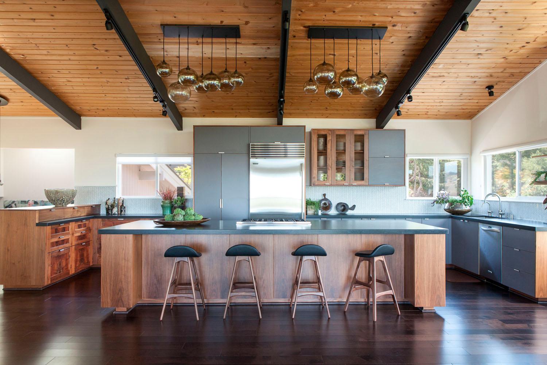 1 & A Modern Zen Kitchen Inspired by Japanese Tea Houses | Rue