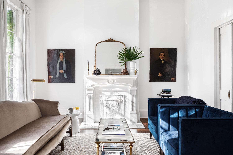 Shotgun House Interior Design