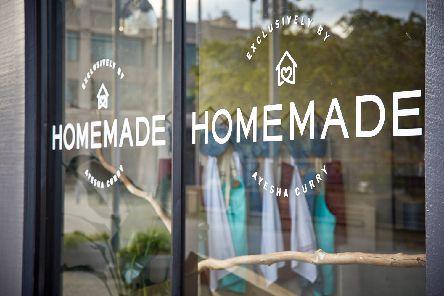 """312bd268801 Ayesha Curry Re-launches """"Homemade"""" with Oakland Pop-Up"""