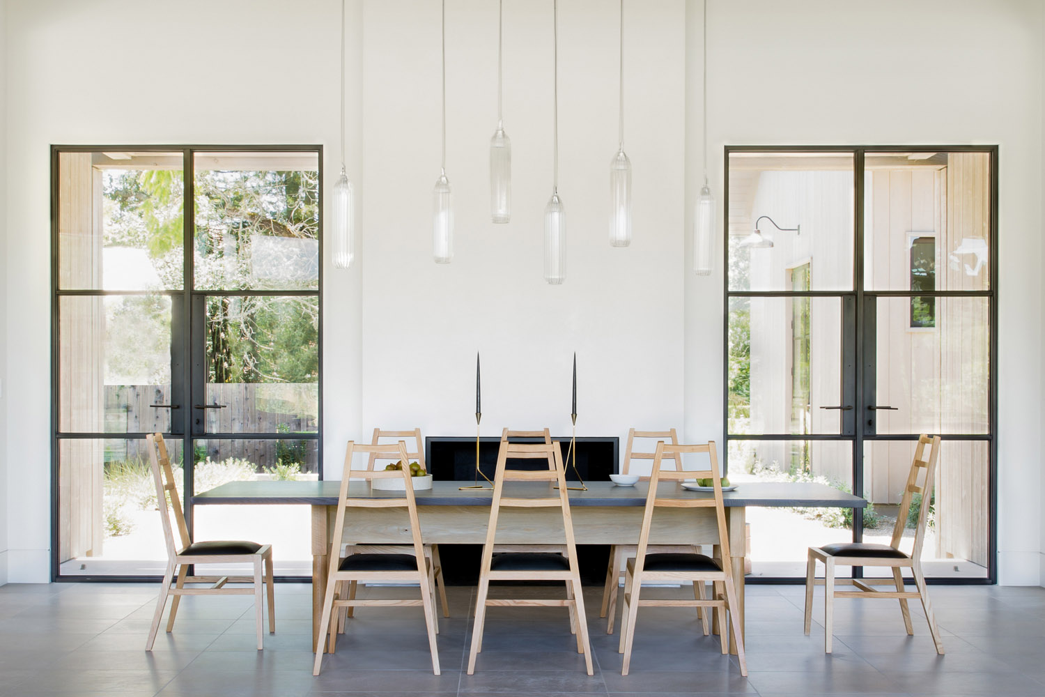 Amazing A Dream California Wine Country Home Built From The Ground Machost Co Dining Chair Design Ideas Machostcouk