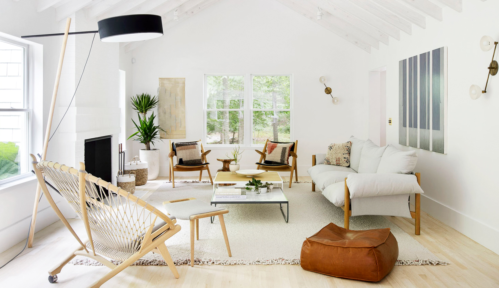 help me decorate my living room online renaissance style living room Home Tours - May 13, 2019 Room Breakdown: A Scandi Home in the Hamptons